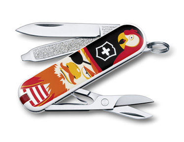 Victorinox Classic Limited Edition 2014 Treasure