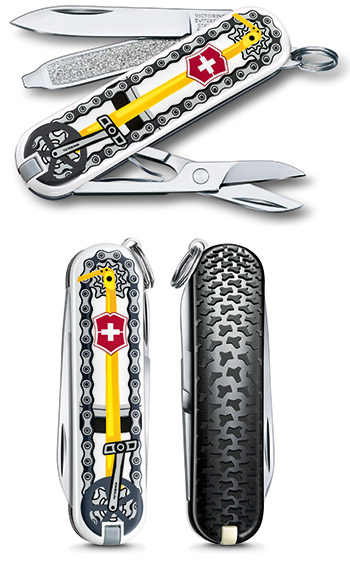 Victorinox Classic Limited Edition 2020 Bike Ride