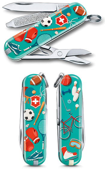 Victorinox Classic Limited Edition 2020 Sports World
