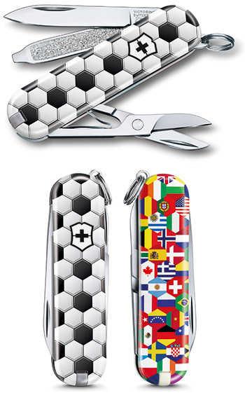 Victorinox Classic Limited Edition 2020 World of Soccer