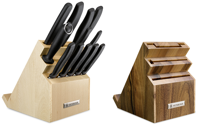 victorinox drehbarer messerblock 12 teilig messer brotmesser online bestellen. Black Bedroom Furniture Sets. Home Design Ideas