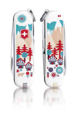 Victorinox Classic Limited Edition 2015 Swiss Village