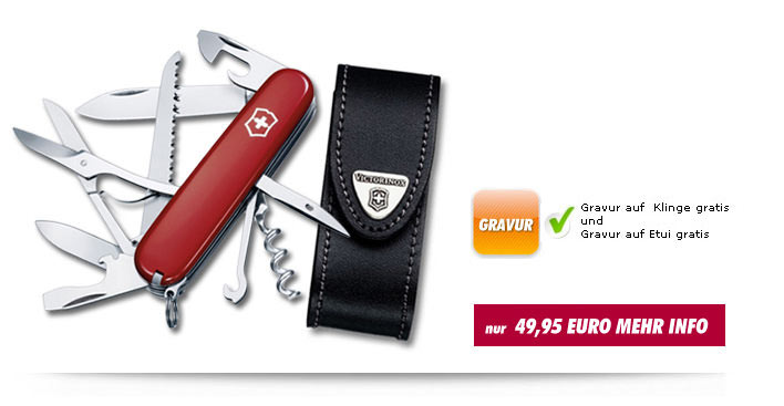 Victorinox Huntsman Set